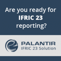 Palantir launches an IFRIC 23 solution